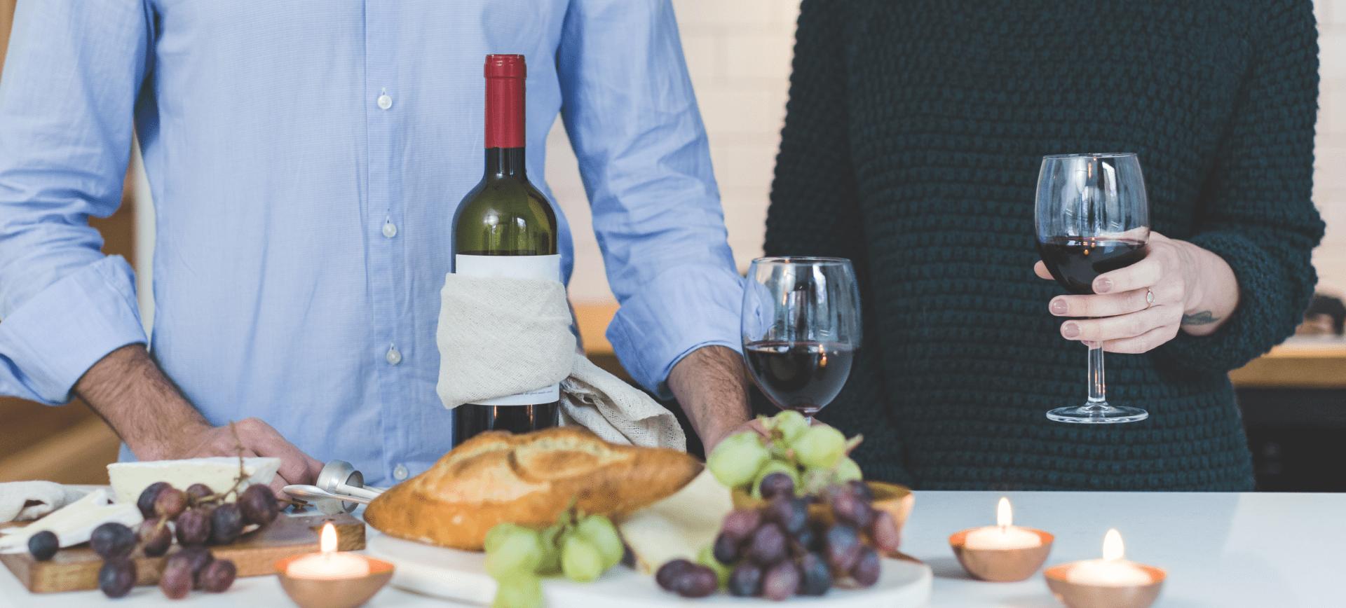 Wijntafel Reis door de wijn