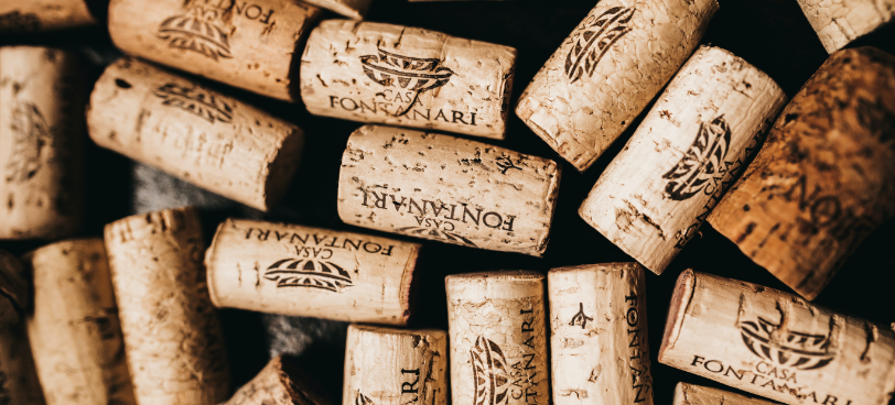 Kurken Reis door de wijn