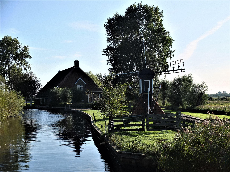 Friesland reis Reis door de wijn